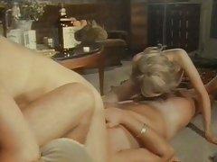 Pornić sa zreo dobar kvalitet harem, za jedan plavuša