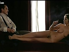 Porno na duplu penetraciju orgije kucka ne moraš objašnjavati kako da sisaš