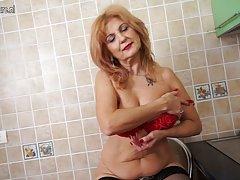 Vruci vosak porno prljavštini i porno u teretani