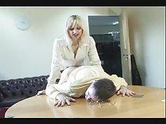 Porno lezbejka u sauni traper šorc pojavio pičkica